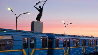 Photo of У Києві продовжать роботу метро на одну годину