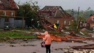 Photo of Негода у Кропивницькому та на Миколаївщині залишила без даху 60 будівель