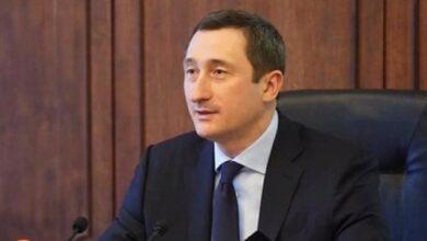 Photo of Міністр Чернишов захворів на коронавірус