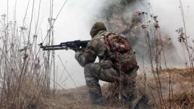 Photo of На Донбасі бойовики п'ять разів відкривали вогонь з початку доби