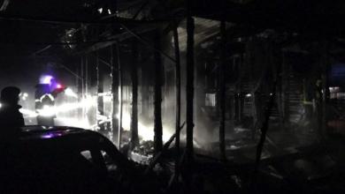 Photo of Під Одесою горів приватний будинок та авто – загинула жінка
