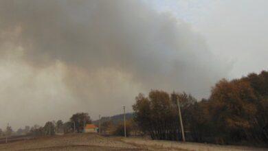 Photo of Пожежі на Луганщині гасять три літаки і два гелікоптери – перше відео з повітря