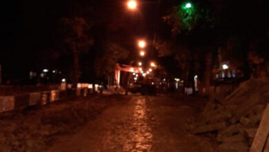 Photo of Львів'яни викликали поліцію через нічні ремонти на вулиці Бандери